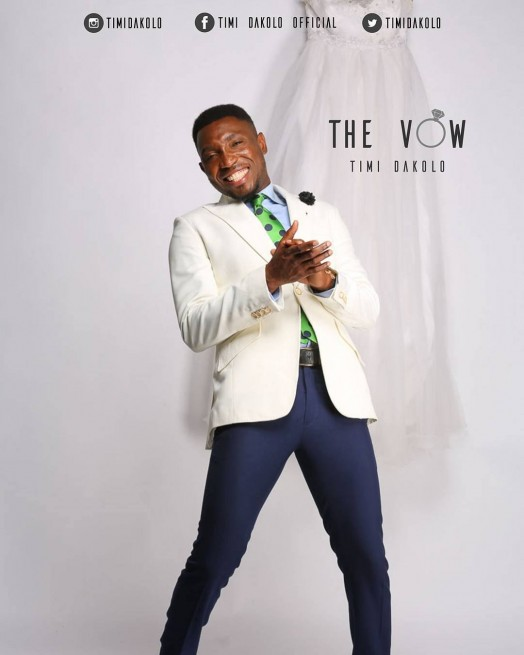 Timi Dakolo – The Vow (Prod. by Cobhams Asuquo)